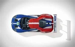Voiture Vu De Haut : t l charger fonds d 39 cran en 2016 la race le mans vue d 39 en haut ford gt voiture de course ~ Medecine-chirurgie-esthetiques.com Avis de Voitures