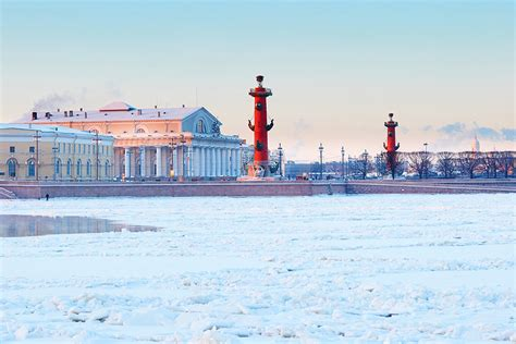 Life On And Around The Spectacular Neva River