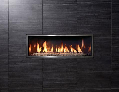 Mendota ML47 MOD FullView Modern Linear Gas Fireplace