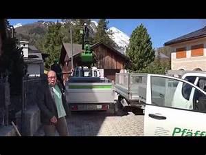Anhänger Mit Kran : anh nger mit kran youtube ~ Kayakingforconservation.com Haus und Dekorationen