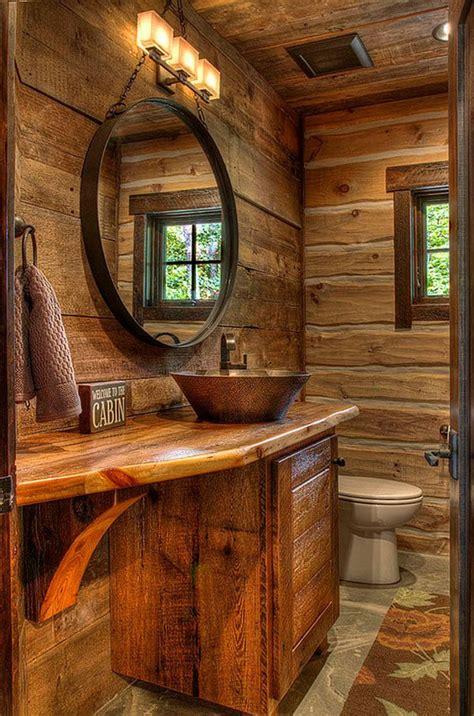 impressive ideas  rustic bathroom vanity home