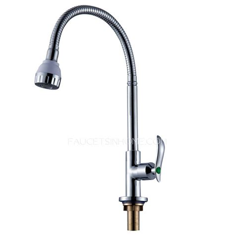 cheap kitchen sinks and faucets cheap copper rotabtable kitchen sink faucet