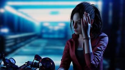Resident Evil Claire Redfield Remake 5k 4k