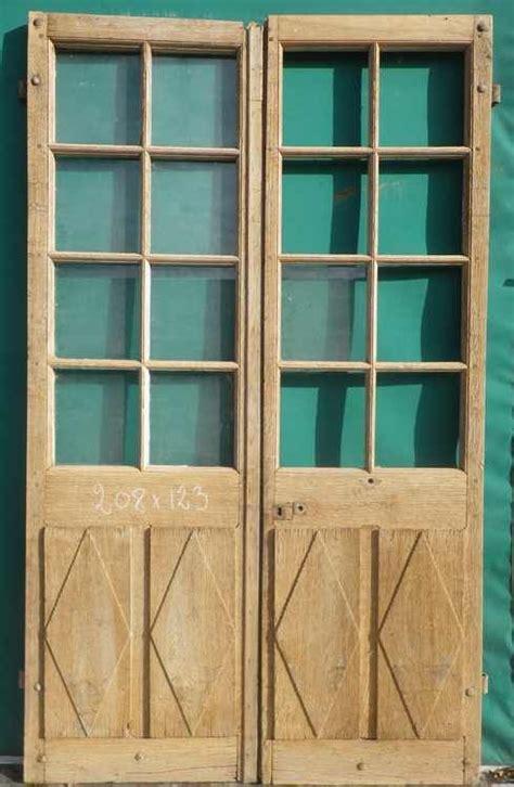 c2va10 porte d interieur 2 vantaux vitree d 233 co