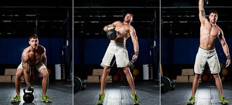 snatch kettlebell arm workouttrends