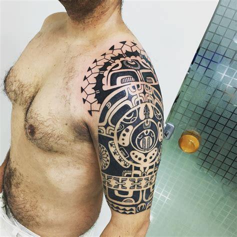 tribal shoulder tattoo designs ideas design trends