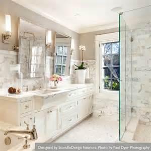 White Marble Bathroom Ideas White Marble Bathrooms Luxurious Bathrooms
