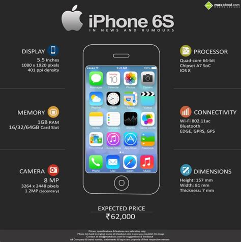 iphone 6s features apple iphone 6 plus 128gb features specifications details