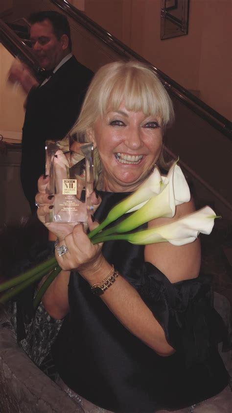 hilary meredith wins lifetime achievement award