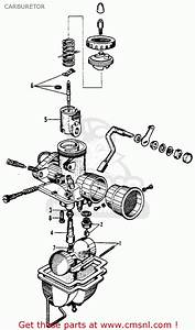 1999 Honda Fourtrax 300 Carb Diagram