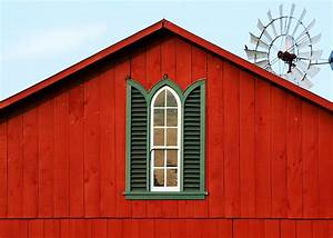 barn of green shutters photograph by robert clayton With barn red shutters