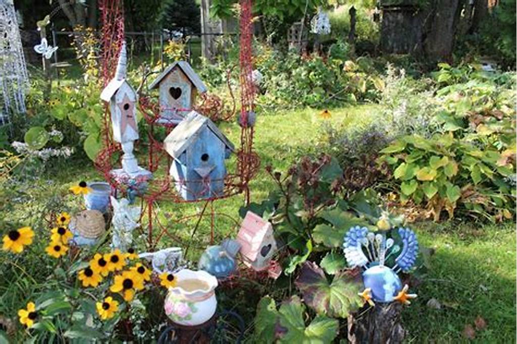 #Funny #And #Cool #Kids #Garden #Decoration #Ideas