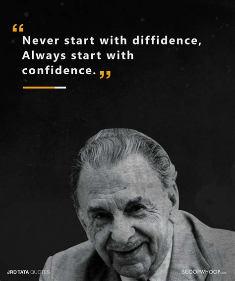 inspiring quotes  jrd tata  show success