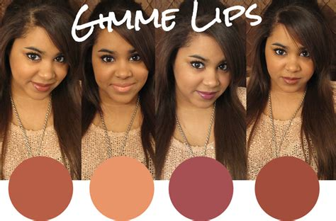 4 Lip Colors An Olive-toned Girl Can Always Wear