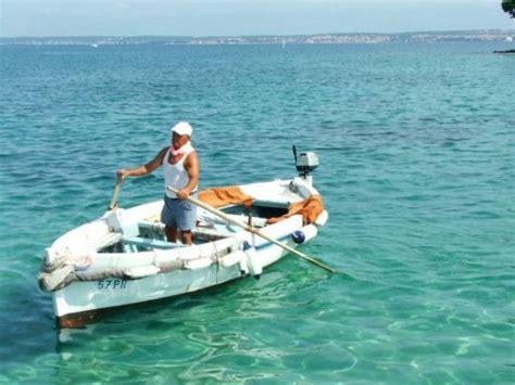 Pescatori Croazia by Zara Croazia Pescatore Dell Isolotto Di Galovac Foto Di