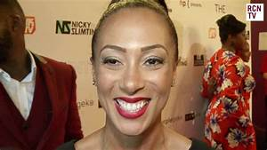 Sarah Akokhia Interview at 'The Intent' Premiere - YouTube