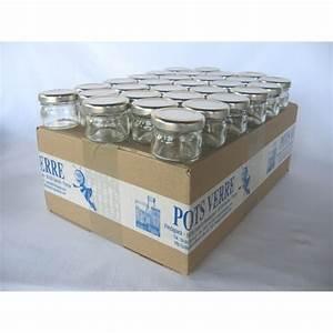 Petit Pot De Confiture : petit pot rond 30 ml avec couvercle au choix findapack ~ Farleysfitness.com Idées de Décoration
