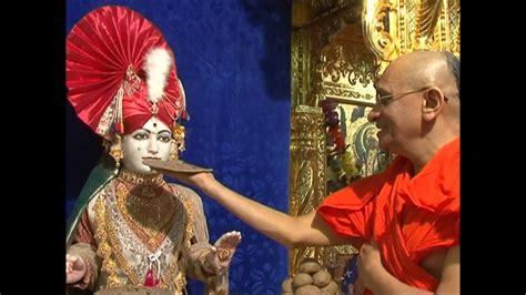 Shree Swaminarayan Gadi : Shakotsav - YouTube