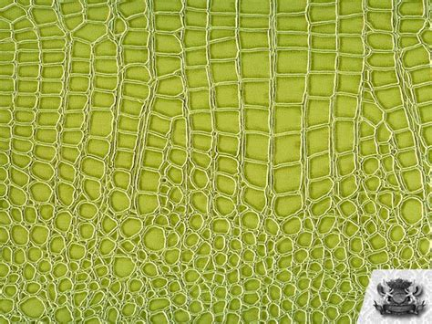 Alligator Upholstery Fabric by Crocodile Vinyl White Fabric Faux Leather Upholstery Ebay