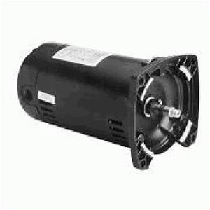 Sq1072 A O  Smith 3  4 Hp Full Rated Square Flange Pool