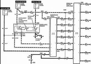 92 Tempo Gl Radio Wiring Diagram  - Ford Forums