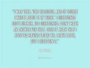 night quotes about faith