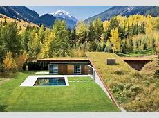 House in the Mountains by Gluck+, Colorado