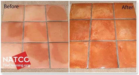Saltillo Tile Sealer And Finish by Sealing Saltillo Tiles With Topical Glossy Or Matte Sealer