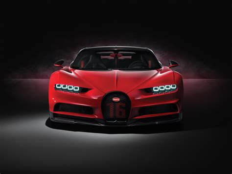 Bugatti Launches New Chiron Sport Starting At .26