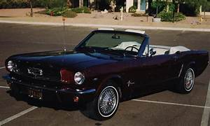 1965 FORD MUSTANG CONVERTIBLE - 15582