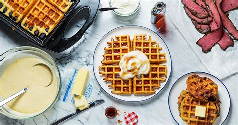 See more ideas about mugs, coffee club, coffee. Brunch Party Menu with SF's Lt. Waffle: Pastrami Waffle