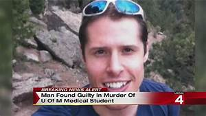 Man found guilty in murder of University of Michigan ...