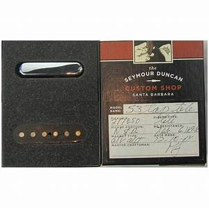 Seymour Duncan Custom Shop 53 Tapped Tele Pickup Set