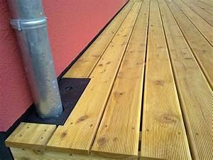 Terrasse Aus Holz : terrasse aus holz sibirische l rche generalunternehmen baunebenleistungen ~ Sanjose-hotels-ca.com Haus und Dekorationen