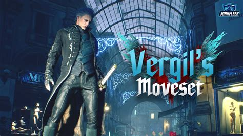 devil  cry  vergil movesets p fps ps xbox