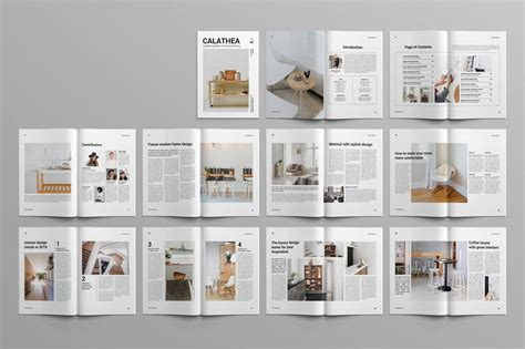 65 Fresh Indesign Templates And Where To Find More