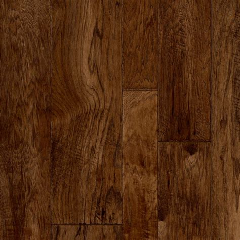 vinyl plank flooring hickory trafficmaster multi width hickory plank dark 13 2 ft wide x your choice length residential
