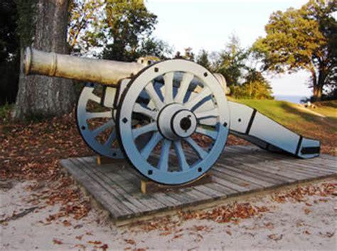 siege canon revolutionary war artillery yorktown battlefield part of