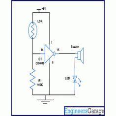continuity tester circuit electronic circuits circuit diy bluetooth speaker electronics