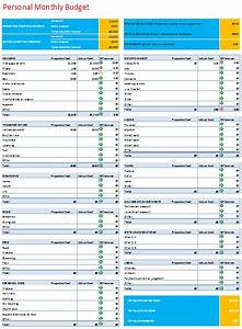 personnel budget template - download excel template monthly budget gantt chart excel