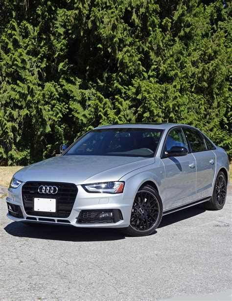 2015 Audi A4 Horsepower by 2015 Audi A4 2 0 Tfsi Quattro S Line Road Test Review