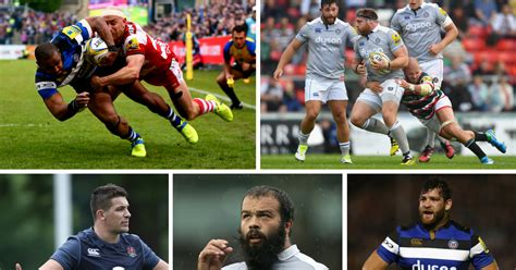 Bath Rugby by Bath Rugby Injury Updates For The Premiership Clash With