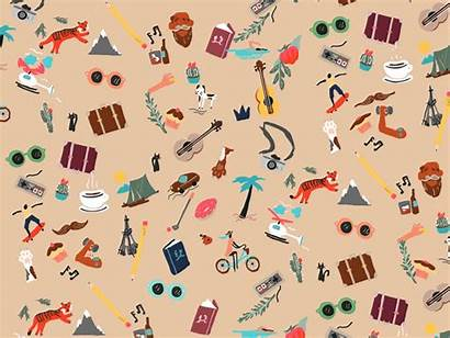 Things Lot Dribbble Animated Non Illustration Gifs
