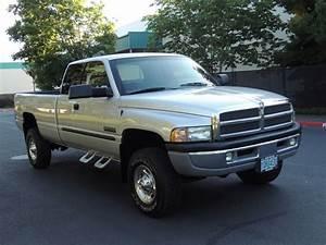 2002 Dodge Ram 2500 Slt  Quad Cab  4x4  5 9l Diesel   6