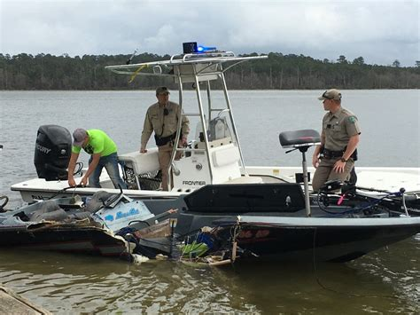 man killed boat collision lake conroe courier