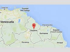 «Guyana» mejor que «Guayana Británica» Fundéu BBVA