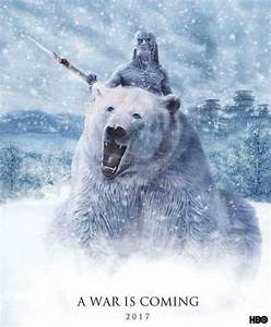 Game Of Thrones S7 E5 : game of thrones season 7 spoilers or fan made story giant snow bear for night king in got ~ Medecine-chirurgie-esthetiques.com Avis de Voitures