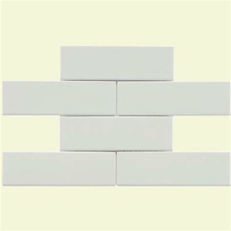 Home Depot Merola Subway Tile by Merola Metro Chelsea Subway White Traditional Tile