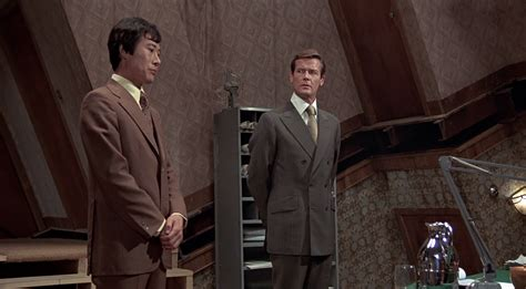 roger moore director the man with the golden gun 1974 roger moore 007 james