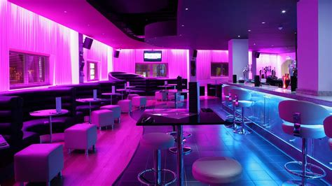 led strip lights sence nightclub fitted  instyle led